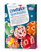 ПАСХАЛЬНЫЙ НАБОР для декор.яиц Бумажки-промокашки