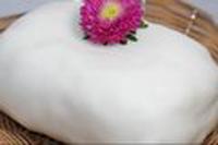 Паста для обтяжки тортов Вандерпаст, белая, 1 кг