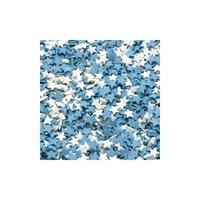Посыпки Звезды, бело-голубые,100 гр