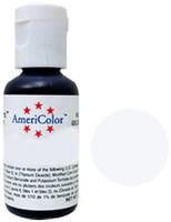 Краска гелевая Белая яркая Bright White AmeriColor, 21 гр.