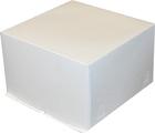 Упаковка для торта на 1 кг.Белая