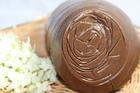 Паста для лепки Мастика OVALETTE коричневая, 1 кг.