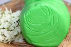 Паста для лепки Мастика OVALETTE зеленая, 1 кг.