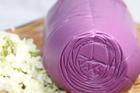 Паста для лепки Мастика OVALETTE фиолетовая, 1 кг.