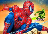 Картинка вафельная Человек-паук