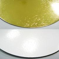 Подложка 1,5 мм, золото/жемчуг , Д 22