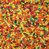 Посыпка кондитер. Шарики разноцветные, микс №3 яркий