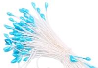 тычинки двусторонние Lucia Craft (голубые), 10 шт