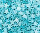 Посыпки Звезды голубые перламутр  , 100 гр