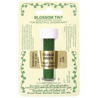 Цветочная пыльца Sugarflair Зеленый лист