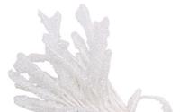 Махровые тычинки Lucia Craft (белые махровые), 10 шт