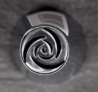 Насадка кондитерская «Роза», d=3 см, вых. 1,8 см 2688079
