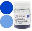 Краситель Сake сolors , жирораст. Индигокармин синий,10г 4420732