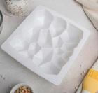 Форма для муссовых десертов и выпечки «Диамант», 18×18×6 см, 4472198