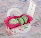 """Коробка для сладостей """"Любовь в моем сердце"""", 12 х 5.5 х 5.5 см 2858641"""