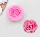 Молд силиконовый «Роза», 4,5×2 см