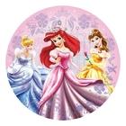 Вафельная картинка Принцессы на балу, А4