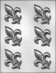 Молд для мастики/шоколада Флер де Лис
