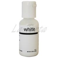 Гелевый краситель Chefmaster , Bright White, 21 гр