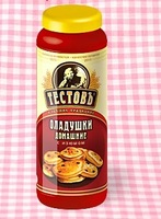 Сухие смеси Оладушки домашние с изюмом, 400 гр