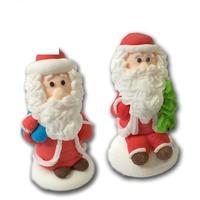 Сахарные фигурки Дед Мороз ТП , 1 шт