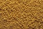 Украшение сах.МОНПАРЕЛЬ, золото. 2-2,5 мм,100 гр