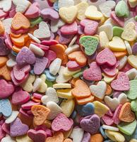 "Посыпки "" Сердечки разноцветные"" , 100 гр"