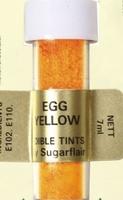 Цветочная пыльца Sugarflair Яично-желтая