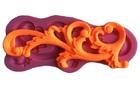 Молд силикон Барокко (узор малый)