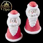 Сахарная фигурка Дед мороз новый ТП