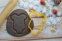 Выемка для мастика/пряники, печенье Боди детское , 10 см