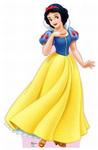 Вафельная картинка Принцесса  Белоснежка, А4