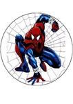 Картинка вафельная Человек-паук2