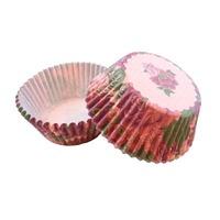 Капсулы для кексов БУКЕТ , Д5/Н2,8 см, 10 шт