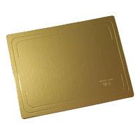 Подложка 3,5мм золото/жемчуг 400х600