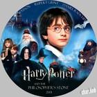 Картинка вафельная , Гарри Потера , круг