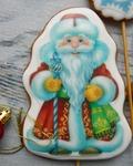 Пряник, Дед мороз, 10 см