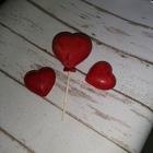 Фигурка, шоколад, Сердце, среднее, 1 шт