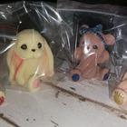 Фигурка , шоколад, МИМИ зайка, мишка, 1 шт