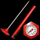 Термометр биметаллический (до +220°C, игольчатый)
