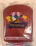 Мастика, Марципано, для обтяжки, красная, 1 кг