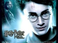 Картинка вафельная Гарри Потер , формат листа А4