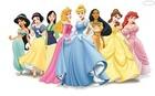 картинка вафельная Принцессы, А4