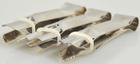 Набор щипцов для мастики 3 шт металл L=20мм