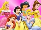 Вафельная картинка Принцессы2, А4