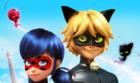 Вафельная картинка, Леди Баг и Супер кот, А4