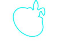 выемка для мастики/марципана Зайка с яйцом , 9 см